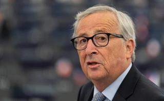 Juncker: Jestem przekonany, że dojdzie do brexitu
