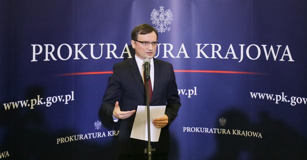 Zbigniew Ziobro obsadza stanowiska prokuratorami z Ad Vocem