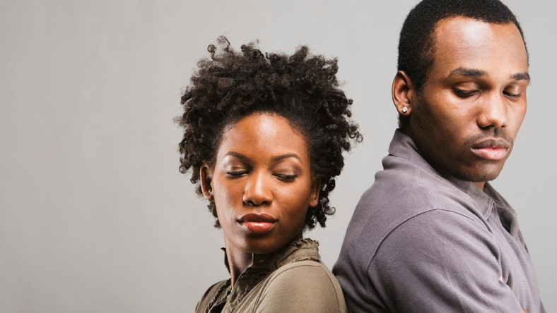 Both men and women are guilty of feeling entitled in relationships [Source: Madamenoire]