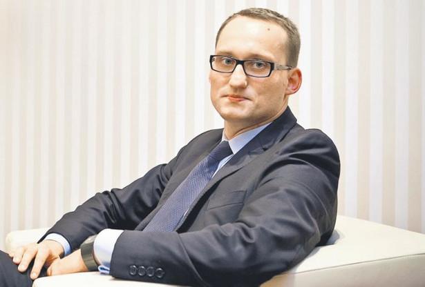 Jakub Goździkowski, szef gabinetu politycznego ministrai / fot. Wojtek Górski