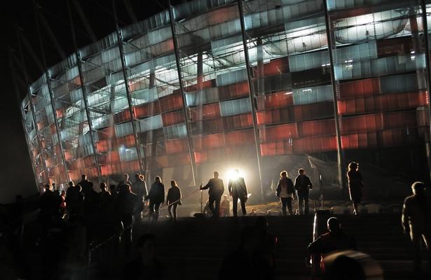Stadion Narodowy w Warszawie Fot. Stanislaw Tokarski
