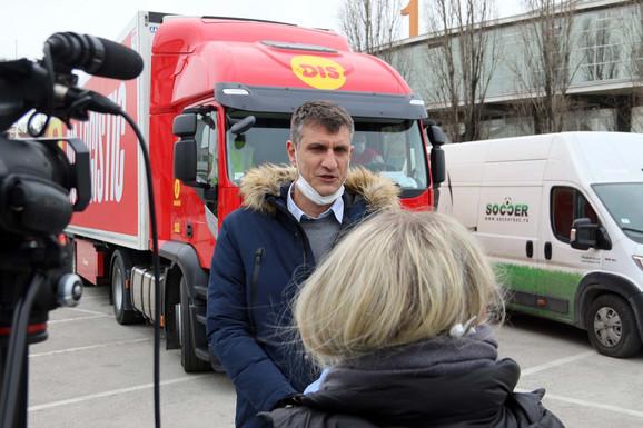 Vladimir Đekić, Direktor nabavke kladionice Soccer