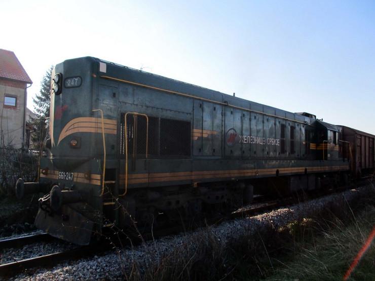 niš voz02 pruga nesreća foto B. Janačković