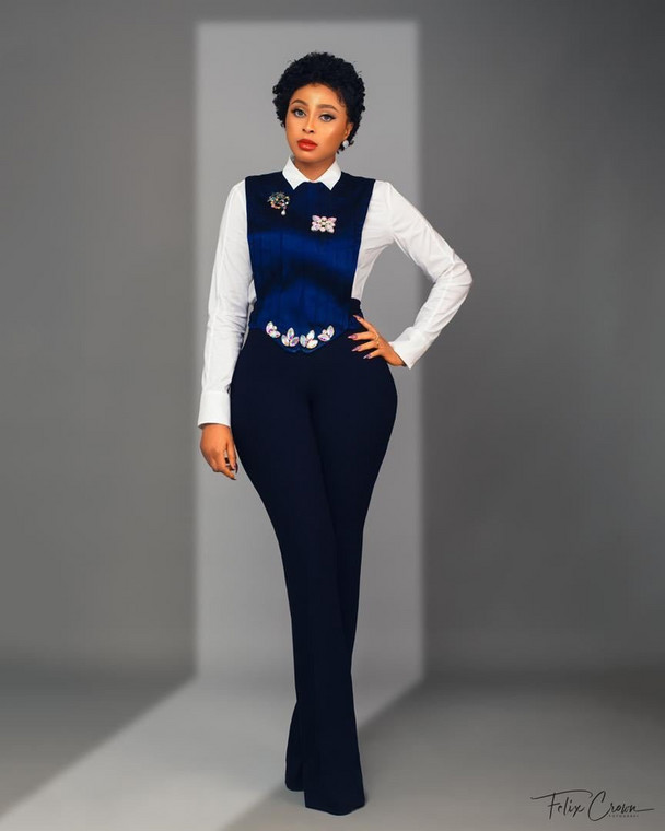 Mabel runs one of the most successful interior decor companies in Lagos [Instagram/RealMabelMakun]