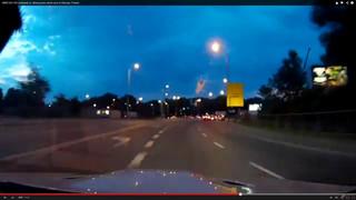 Szalony kierowca na ulicach Warszawy. Stworzył śmiertelne zagrożenie