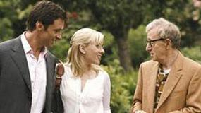 Scarlett Johansson chwali Woody Allena