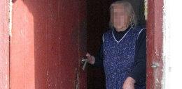 Wnuczka zleciła napad na babcię!