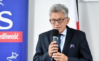 Piotrowicz: Reforma sądownictwa wychodzi poza zakres prawa unijnego