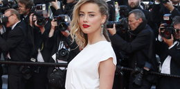 Stylizacja dnia: elegancka Amber Heard