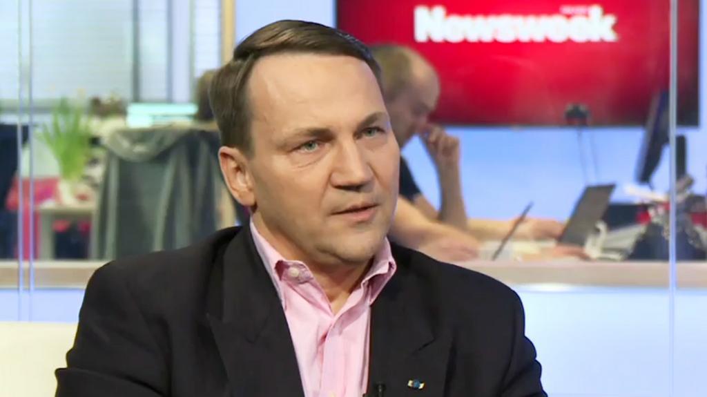 Tomasz Lis.: Radosław Sikorski i Maja Ostaszewska