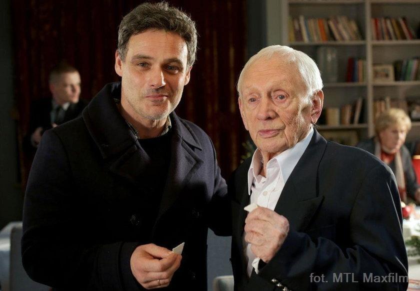 Witold Pyrkosz i Jan Wieczorkowski