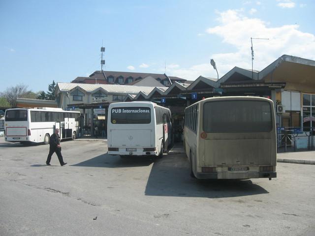 Autobuska stanica u Kraljevu
