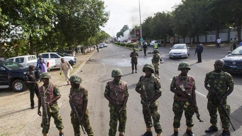 Image result for Nigerian army during 2019 elections