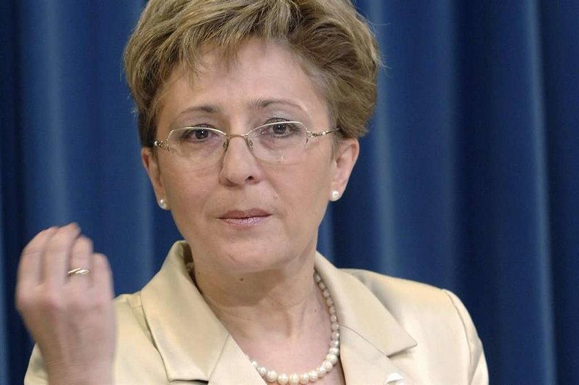 Premier nie wyrzuci Radziszewskiej
