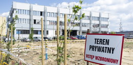 Miasto da 1,5 mln zł na parking dla pacjentów
