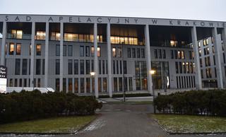 Wyrazy poparcia Sądu Apelacyjnego w Krakowie dla sędziów sądów niższych instancji