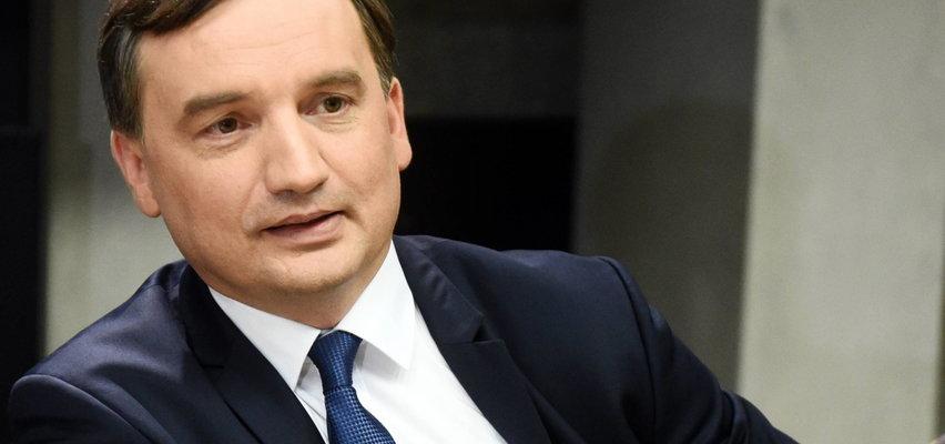Zbigniew Ziobro o praworządności: Daje ogromną władzę Unii Europejskiej