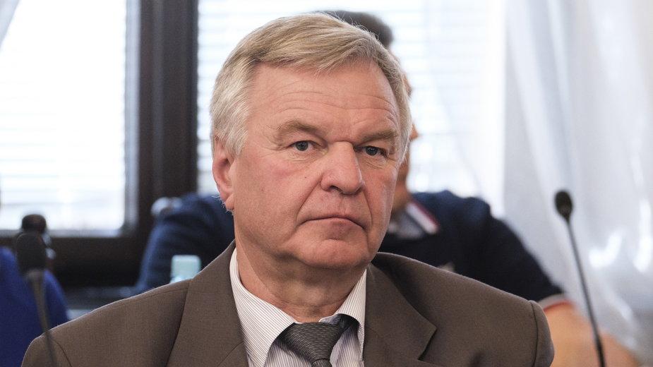 Edward Słupek, kandydat PSL na prezydenta Rzeszowa
