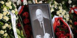 Niesamowite zdjęcie z pogrzebu Oleksego!