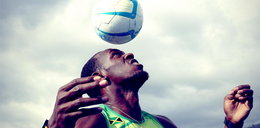Bolt kończy karierę i... będzie grał z Piszczkiem.