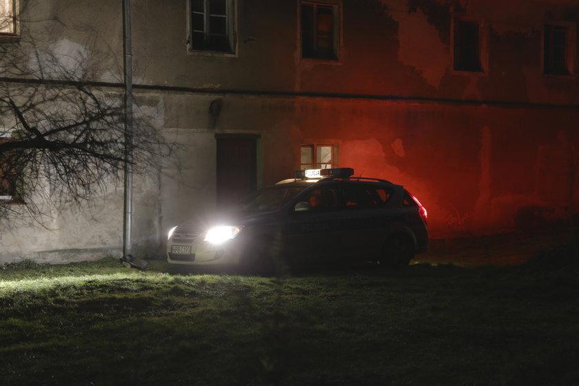 Zbrodnia wydarzyła się w tym domu w Lutomii Górnej k. Świdnicy