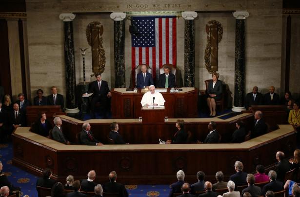 Papież w Kongresie