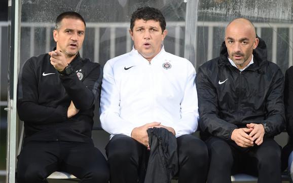 Imaju podršku navijača: Zoran Mirković, Gordan Petrić i Žarko Lazetić