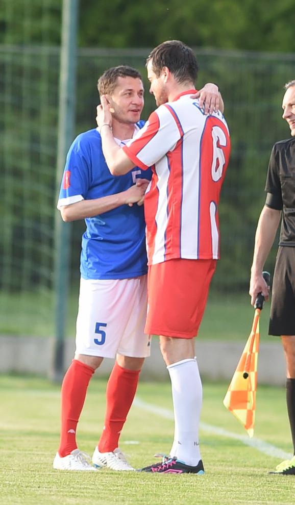 Saša Ilić i Nenad Lalatović