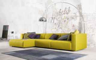 Sofa odmieni salon jesienią