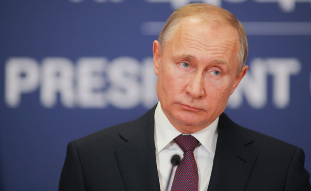 Zobaczcie, co stało się w Stanach Zjednoczonych: tłum opanował parlament - powiedział Putin na spotkaniu ze studentami.