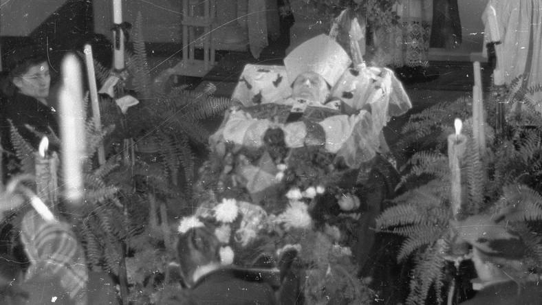 Pogrzeb kardynała Augusta Hlonda