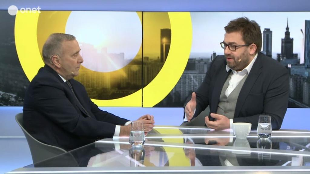 Onet Opinie - Bartosz Węglarczyk: Grzegorz Schetyna (12.05.17)