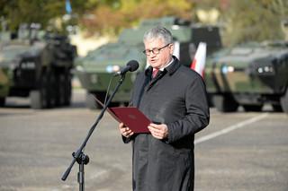 Soloch o szczycie NATO w Londynie: Sytuacja była trudna, ale wracamy z tarczą