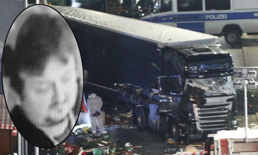 To on był kierowcą porwanej ciężarówki
