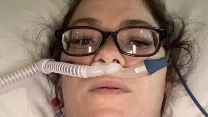 Koronawirus. Zoey Edwards z Preston o szczepieniach w ciąży