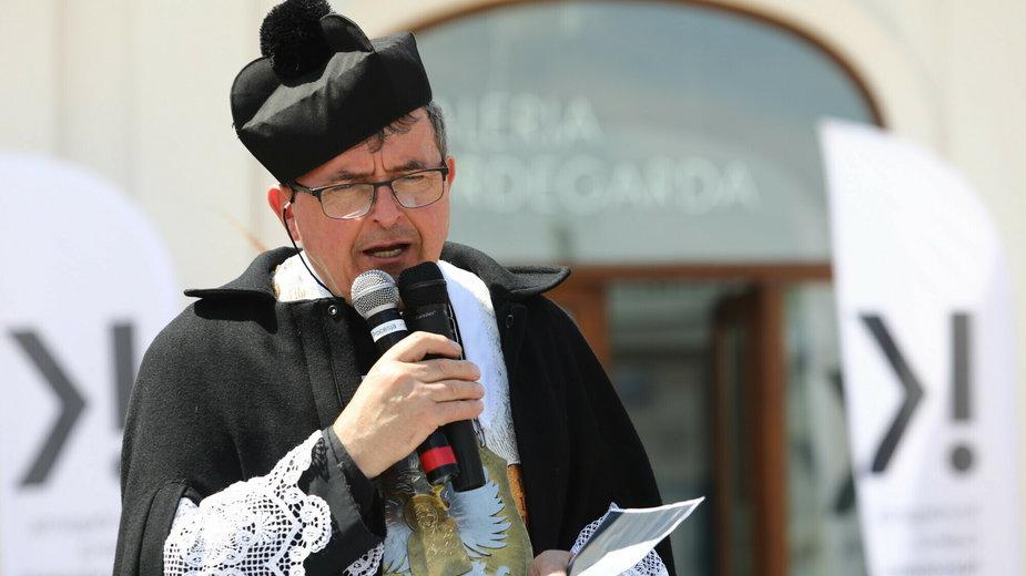 Ksiądz Piotr Natanek