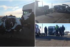 kombo ugrinovci nesreća auto podleteo pod kamion