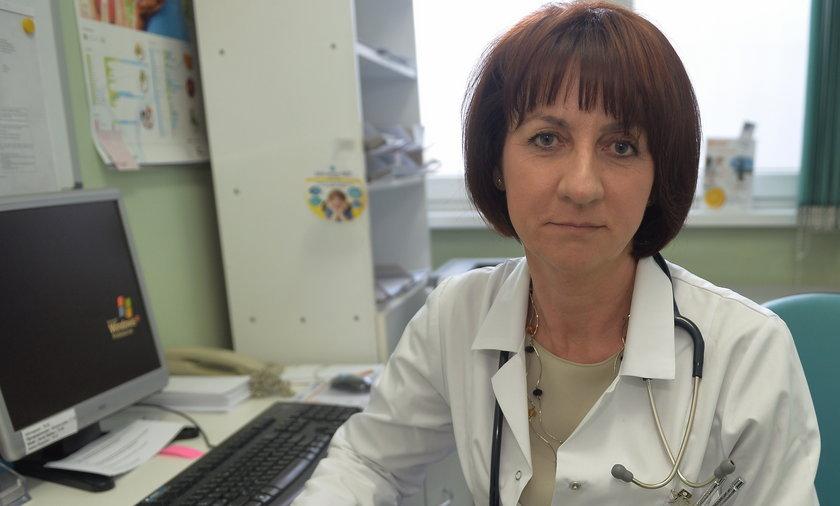 Prof. Ewa Czarnobilska, małopolski konsultant w dziedzinie alergologii