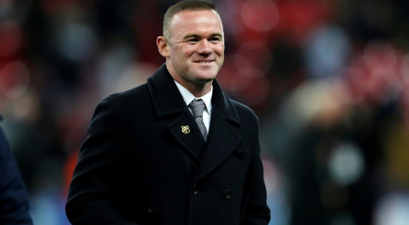 Wayne Rooney retires from football after being appointed permanent Derby County manager