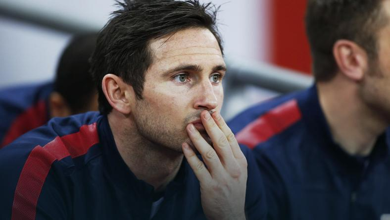 Lampard krytykuje politykę transferową Chelsea