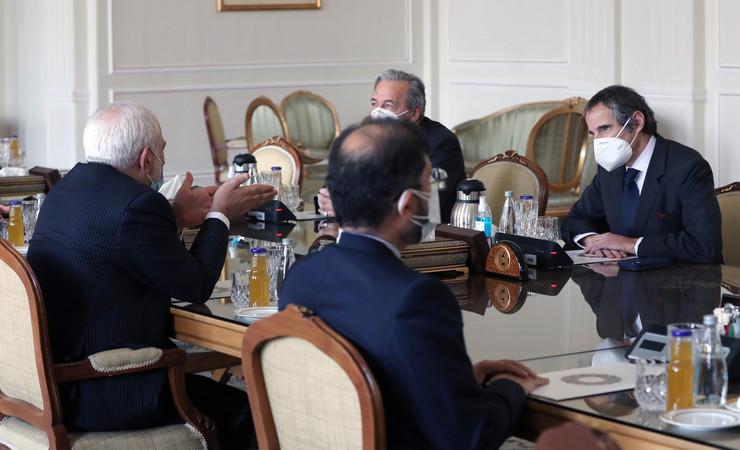 Razgovori iranskih zvaničnika sa IAEA