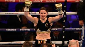 Słynna pięściarka Katie Taylor za równouprawnieniem w ringu