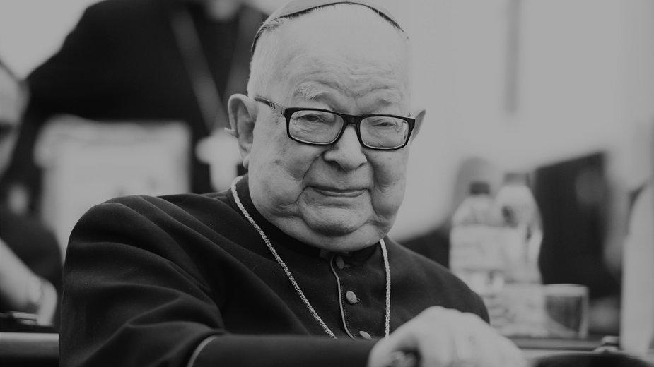 Ksiądz kardynał Henryk Gulbinowicz nie żyje