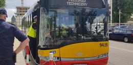 Wielka akcja policji w Warszawie. Biorą się za kierowców autobusów