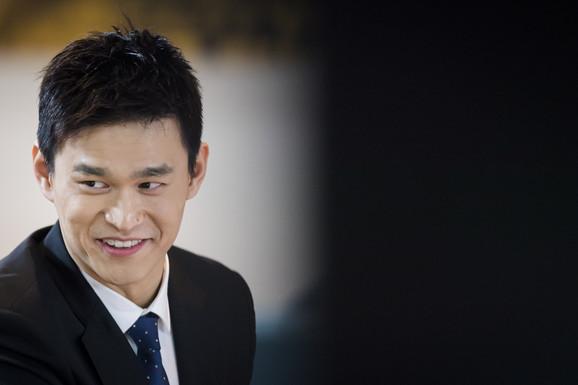 Sun Jang na saslušanju na Sudu za sportsku arbitražu