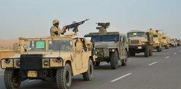 Udaremniono atak terrorystyczny na Synaju. Wielu zabitych