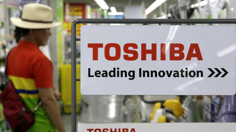 Toshiba went to black in first quarter of fiscal year