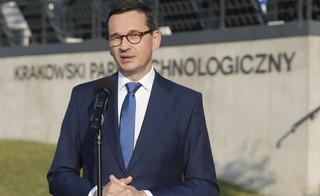 Morawiecki: Decyzja w sprawie stacjonowania rakiet jądrowych w Europie w rękach NATO