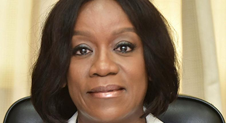 Deputy Director-General in charge of Operations and Benefits at SSNIT, Mrs Laurette Otchere