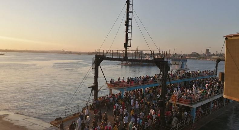 Kenya Ferry Services